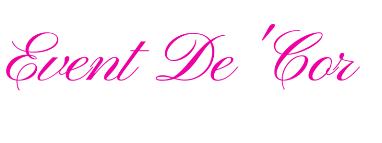 Event Decor, Inc, Wedding Planning and Design